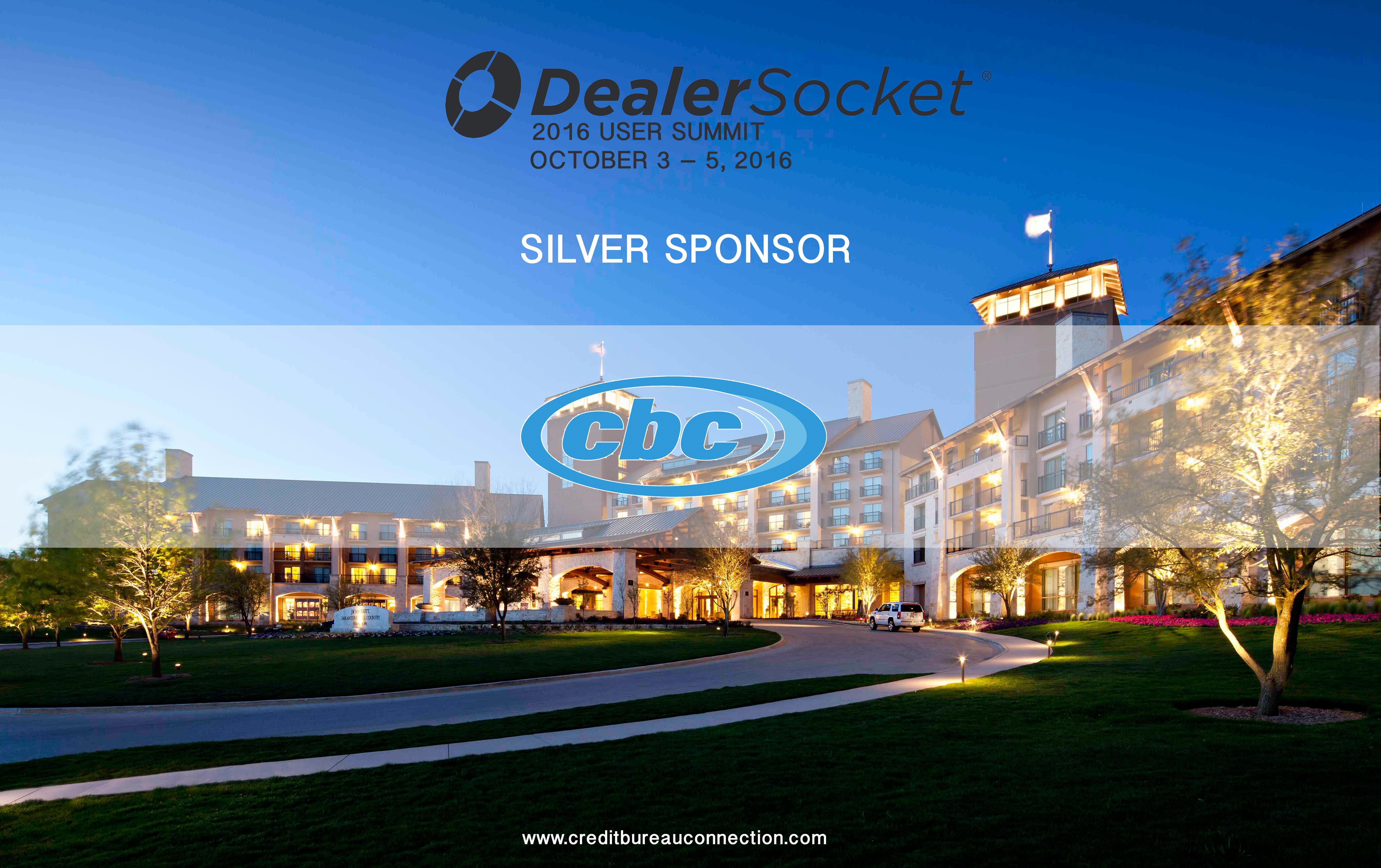 CBC Sponsors DealerSocket User Summit post thumbnail image