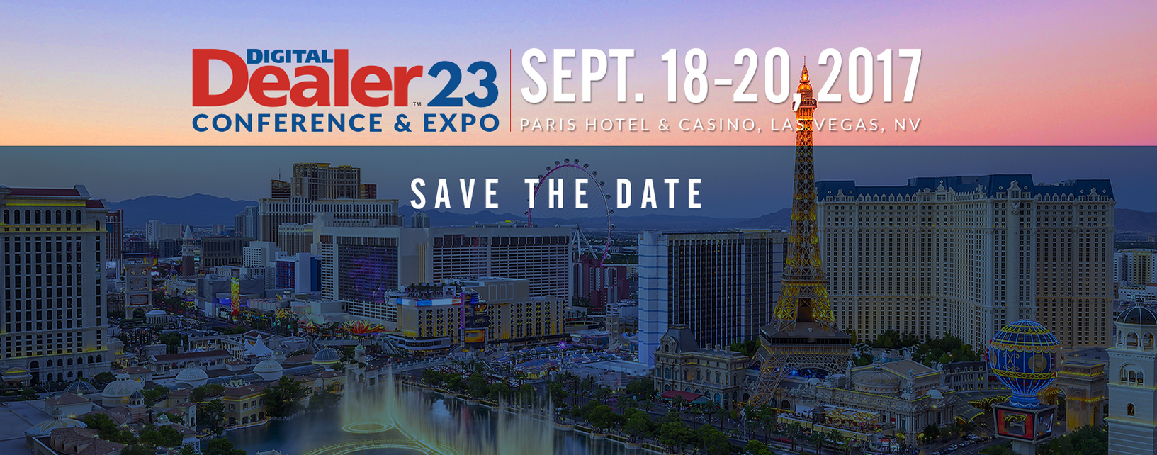 CBC will be exhibiting at Digital Dealer 23 (Booth 936) Sept. 18-20, 2017 post thumbnail image
