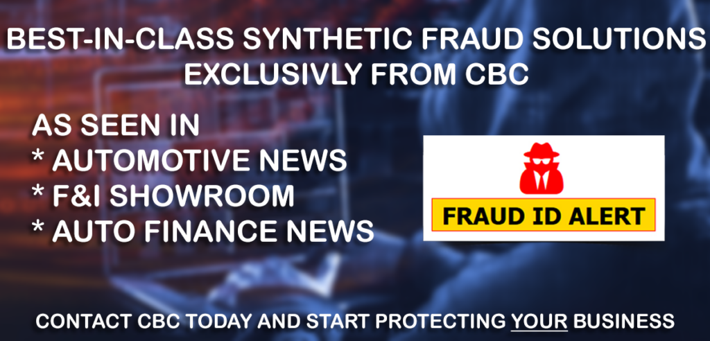 Synthetic Fraud