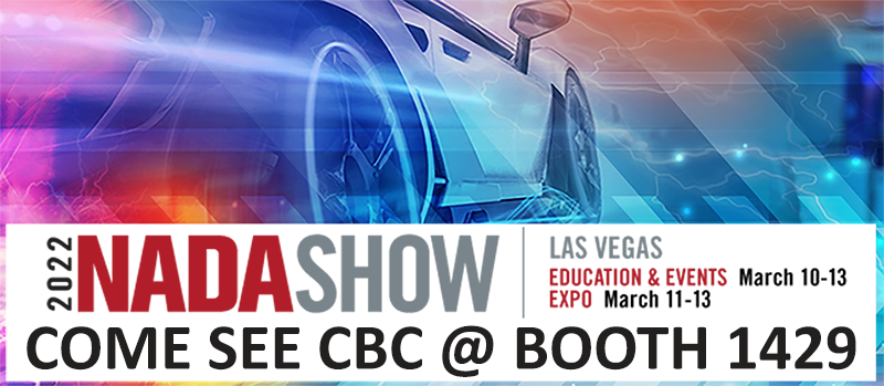 NADA2022 Come discover the new CBC at Booth 1429